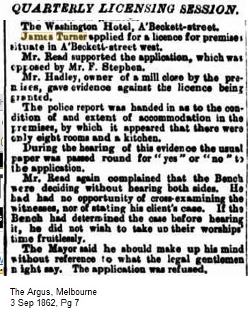 TURNER_JamesAM_NEWS_1862_The Argus_NEWS_3Sep1862_WashingtonHotel